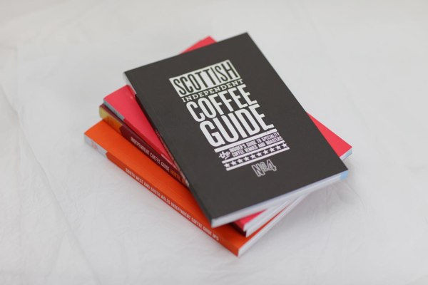 coffee guide bundle scotland