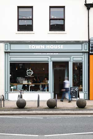 Town House Coffee and Brew Bar
