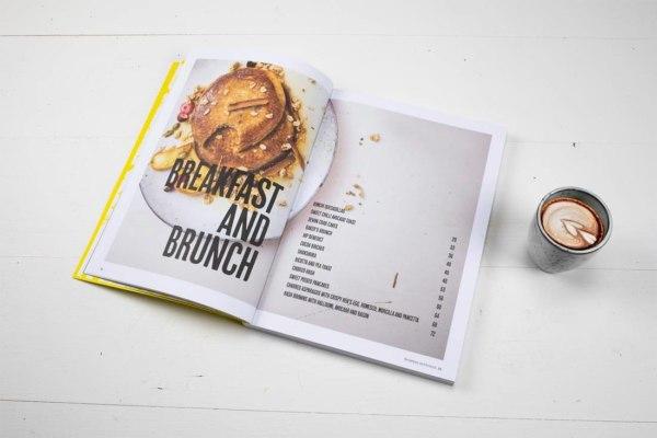 Indy Cafe Cookbook breakfast and brunch
