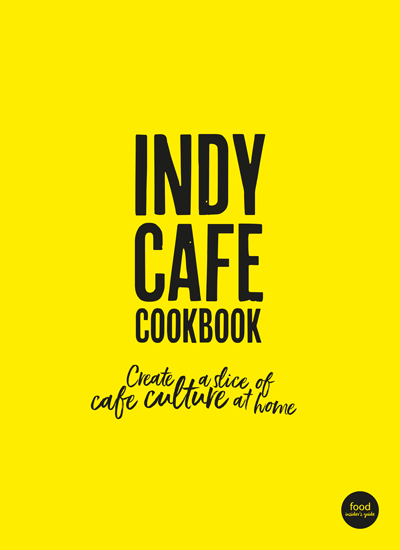 indy cafe cookbook cover