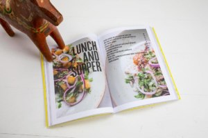 Indy Cafe Cookbook lunch and supper