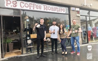 PS Coffee Roasters