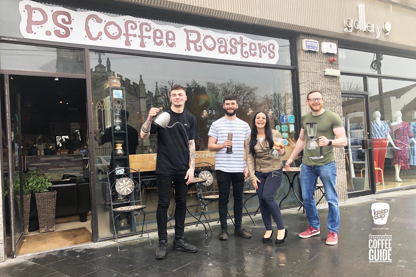PS Coffee Roasters
