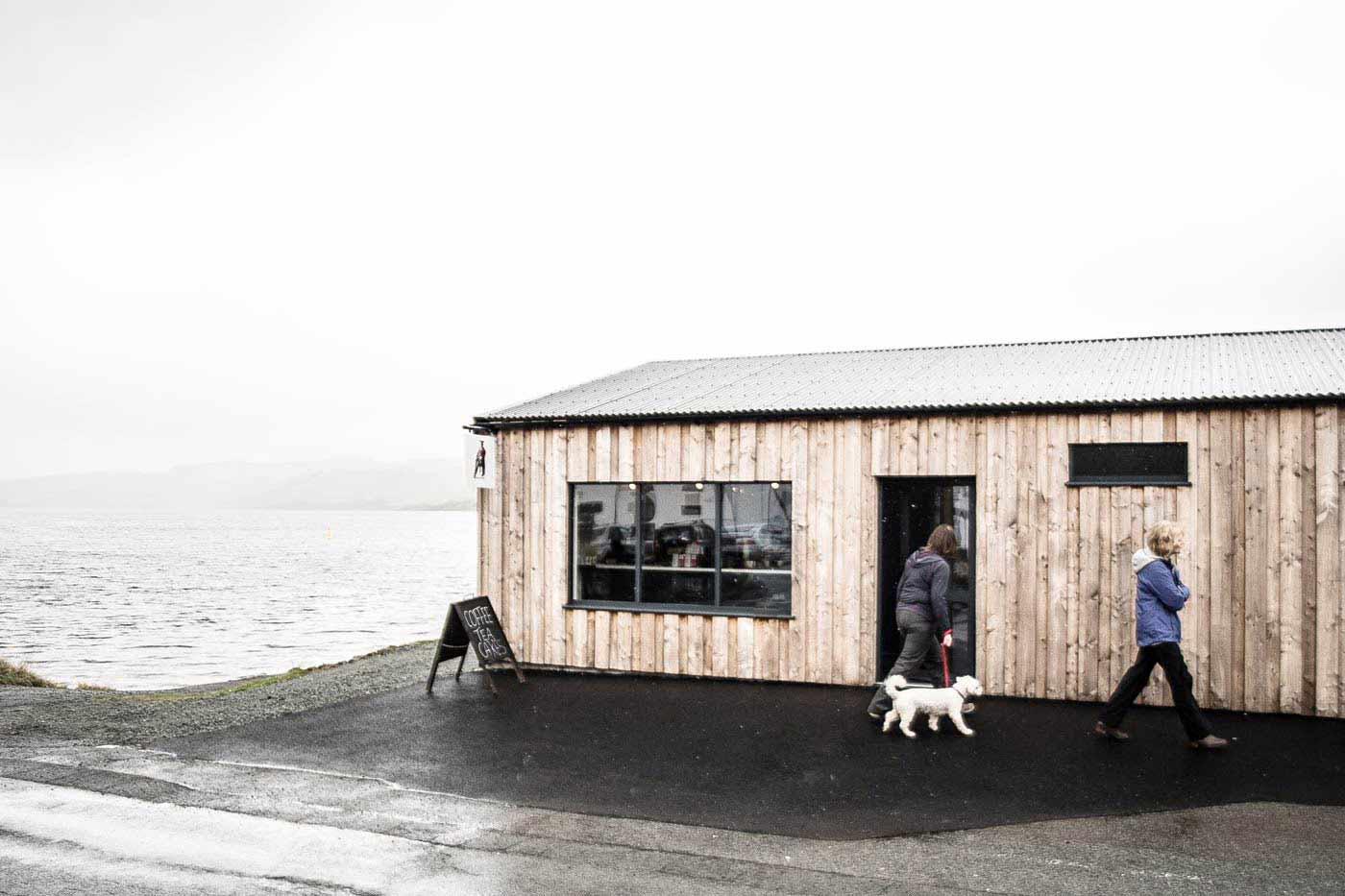 Caora Dhubh Loch Harport